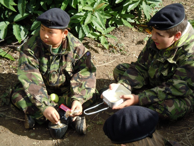 Gallery Archives   Kent (Marine) Cadet Force